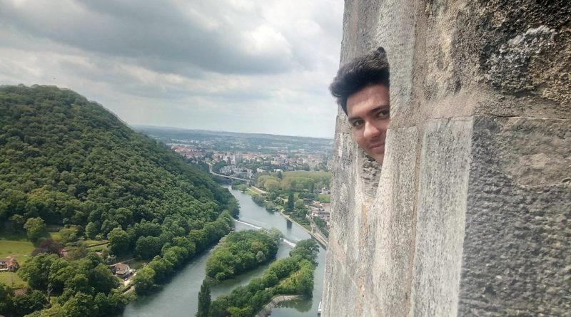 Séjour à Besançon